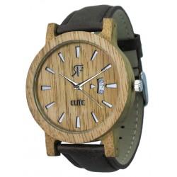 Zegarek drewniany RF ELITE - DĄB
