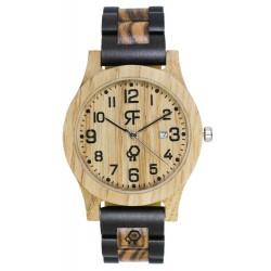 Zegarek drewniany...