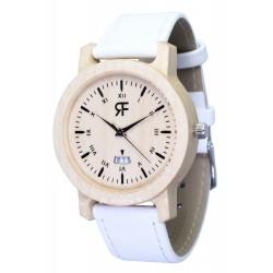 Drewniany zegarek REALFOREST MINI - Klon