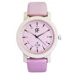 Drewniany zegarek...