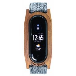Zegarek drewniany-opaska...
