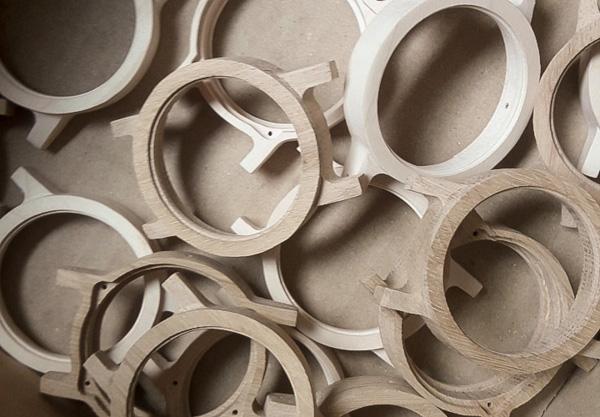 drewniana koperta zegarka