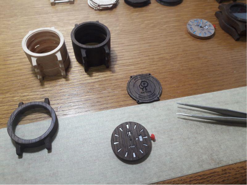 Drewniane zegarki - trwałość i precyzja? Czy to w ogóle możliwe?