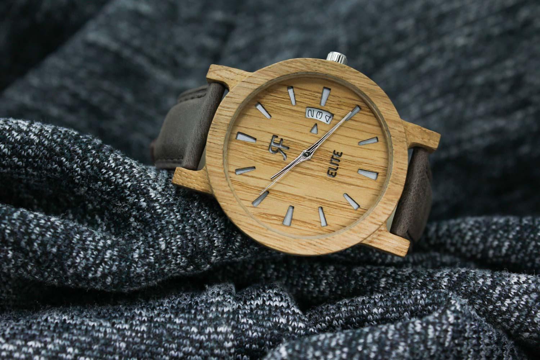 Zegarek drewniany - czy jest ekologiczny?
