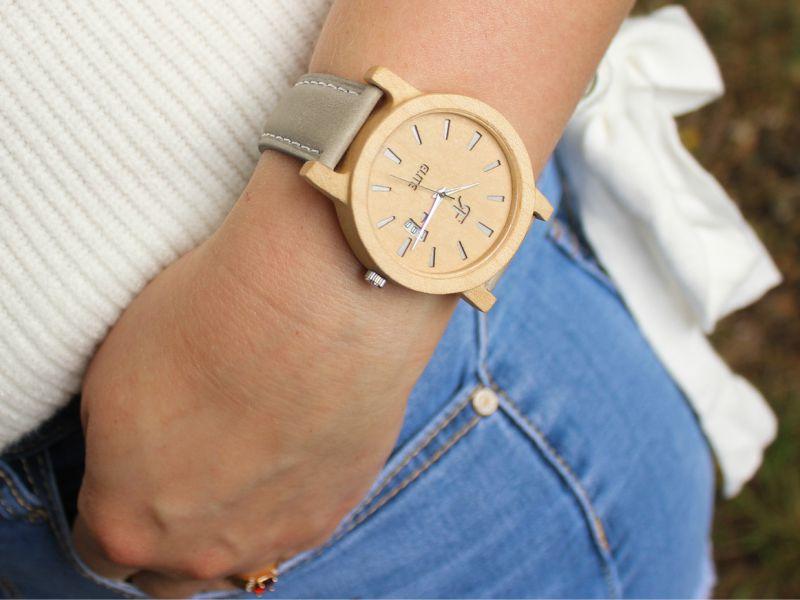 Zegarek na rękę będzie zawsze modny!